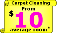 Aussie Budget Carpet Price banner